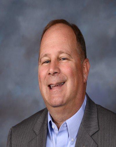 Greg Elmore, Immediate Past President